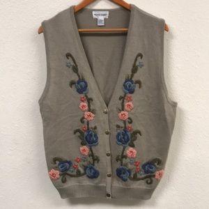 Alfred Dunner Vest
